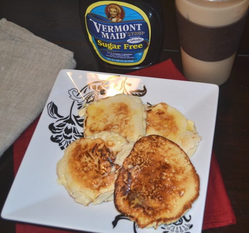 coconut-protein-pancakes